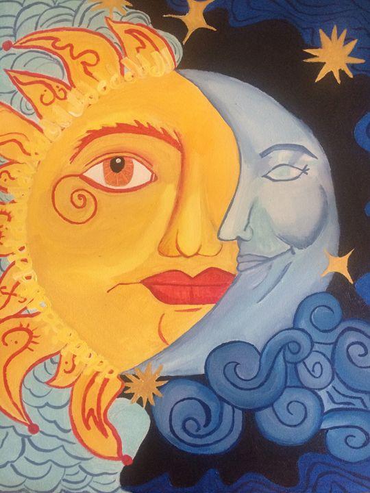 Celestial Dreamer - Angie's Art