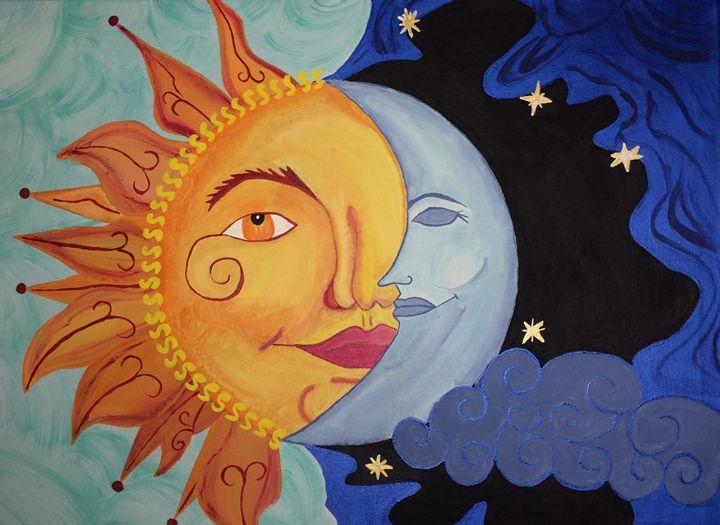 Celestial dreamer 2 - Angie's Art