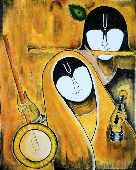 meerabai krishna - Agals Atelier