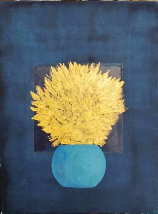 Gold bouquet - ROUSSEAU  Jean daniel