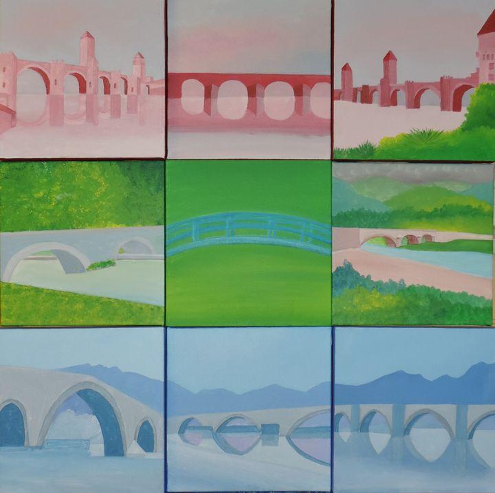 Bridges: the relationship, the passa - ROUSSEAU  Jean daniel