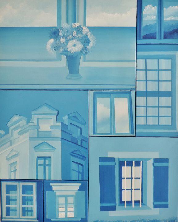 Internal-external  windows - ROUSSEAU  Jean daniel