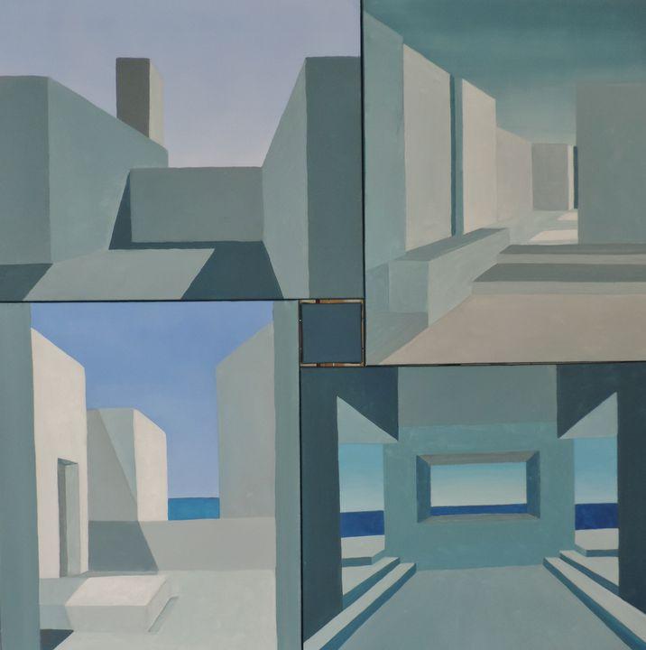Interior Architectures - ROUSSEAU  Jean daniel