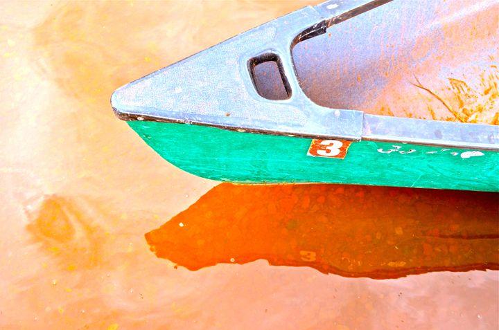 Canoe - Aili Thomas