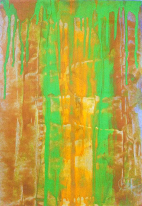 Abstract Painting Collection - Abstract on Paper