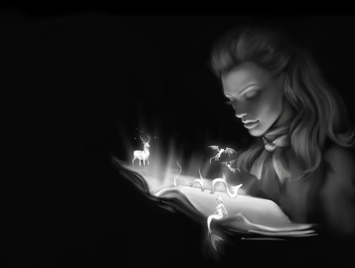 Stories are Magic - Serene Yoshiko