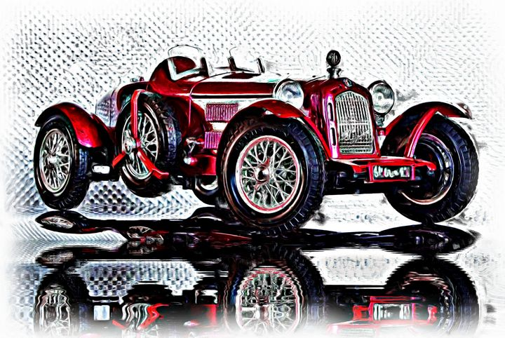 Alfa Romeo 2300 - DeVerviers
