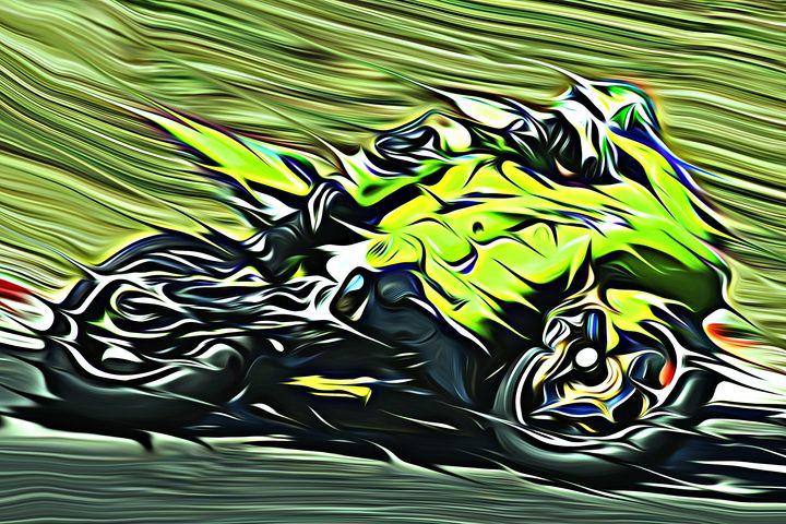 Full Speed On Two Wheels XIII - DeVerviers