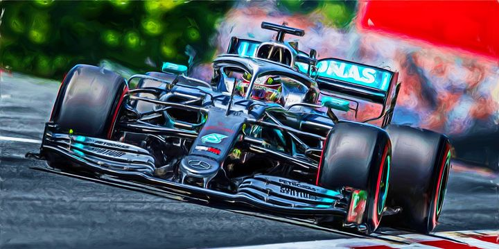 7x World Champion Lewis Hamilton - DeVerviers