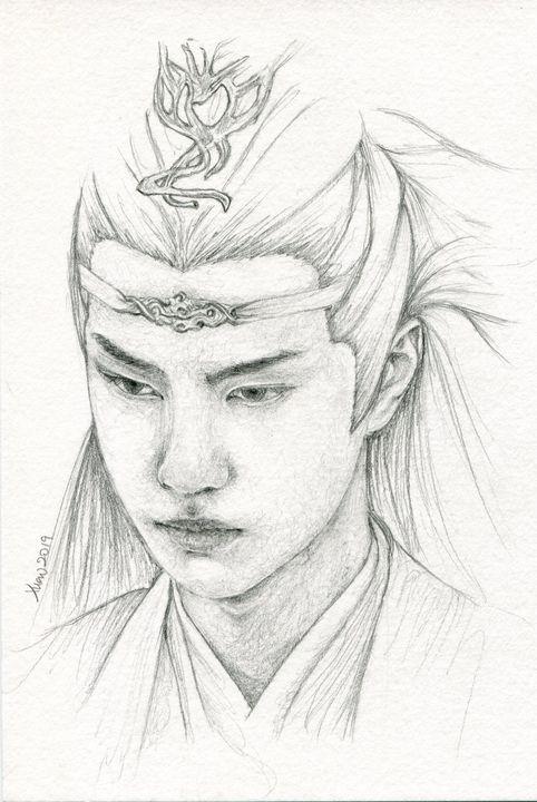 Wang Yibo UNIQ Asian Actor Untamed - Swan20