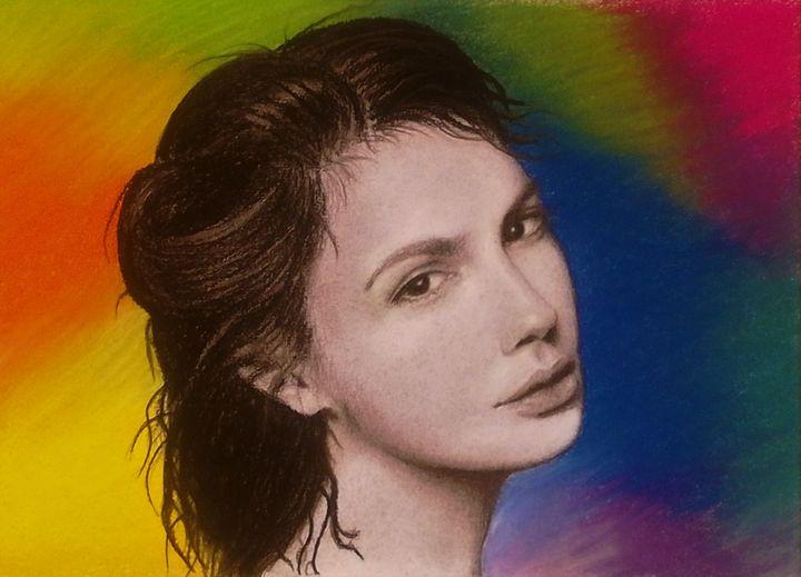Colorful feelings - Katja