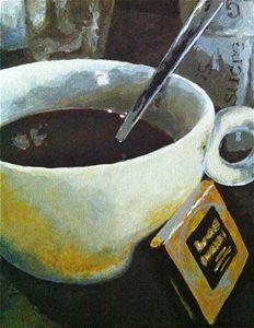 Café et chocolat français