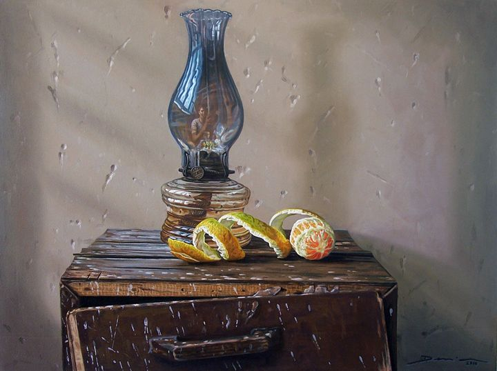Still life - Cuban Paintings