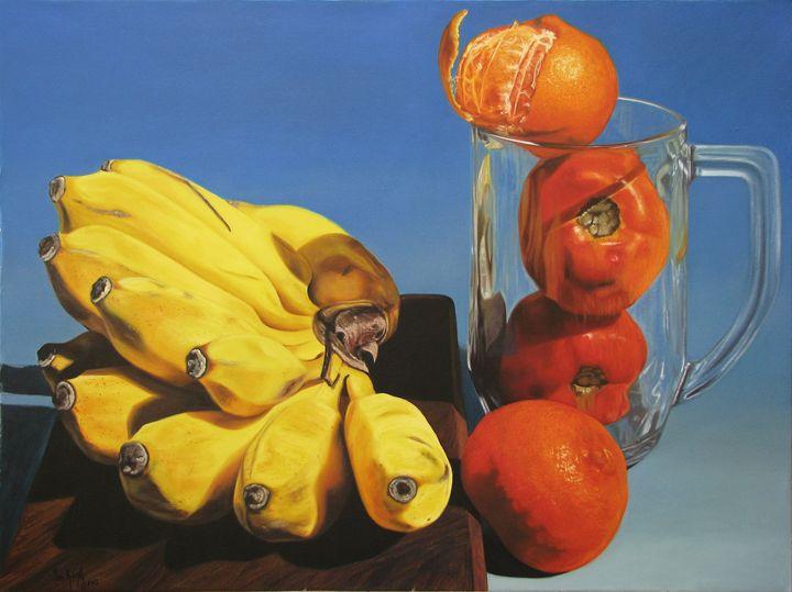 Still Life II - Cuban Paintings