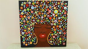 African - BOM Art