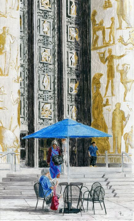 Brooklyn Public Library - Jim Fischer