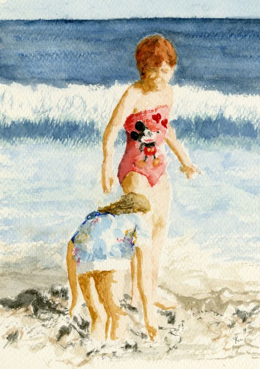 Jones Beach 4 - Jim Fischer