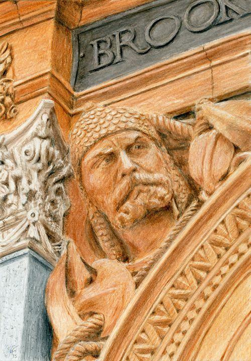 Viking, Brooklyn Historical Society - Jim Fischer