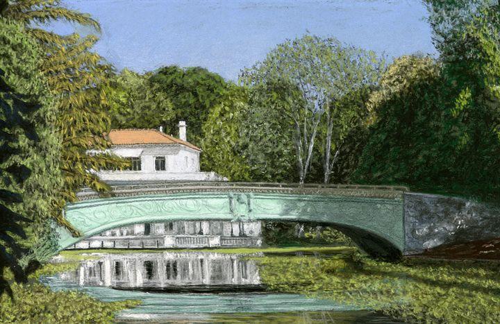 Prospect Park Boathouse, Brooklyn - Jim Fischer