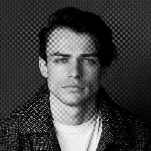 Thomas Doherty Portrait