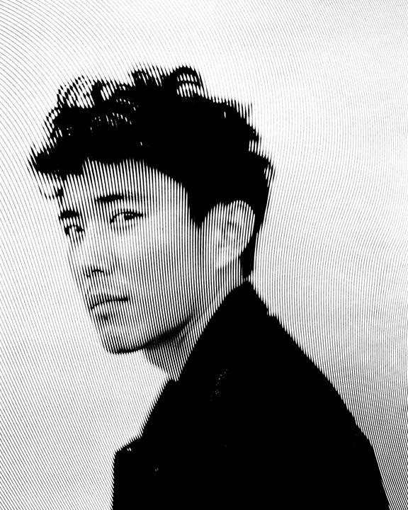 Justin H. Min Portrait - Saintiro