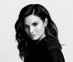Katrina Law Black & White Portrait
