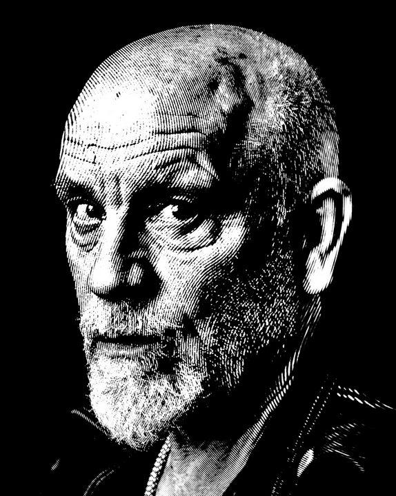 Portrait Of John Malkovich - Saintiro