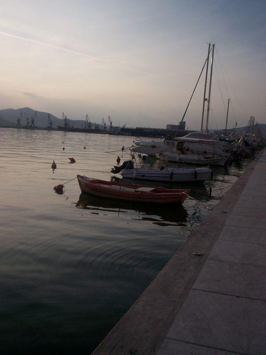 Volos,Greece - Sonya