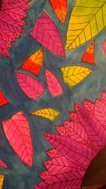 Colorfulness - Tamia norris