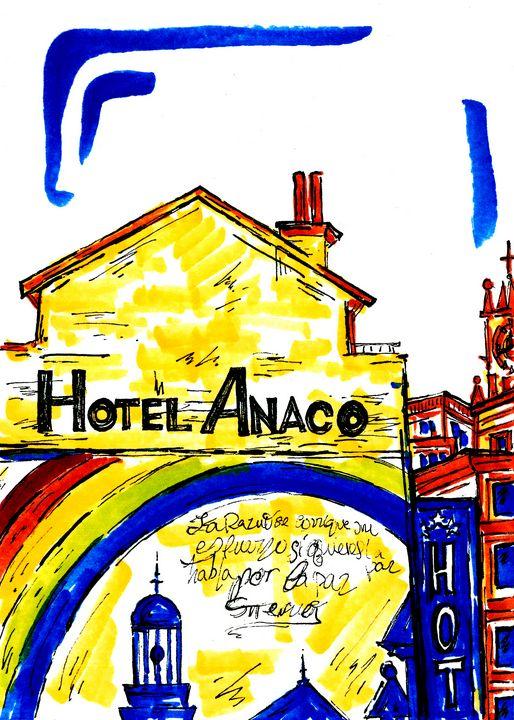 Hotel Anaco - Julia Paccone
