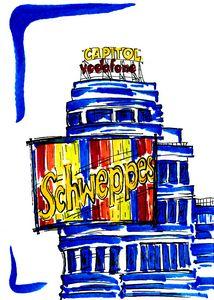 Schweppes Sign