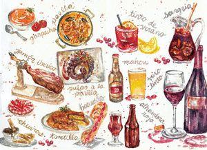 Madrid Comida y Bebidas