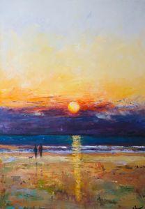 Sunset Beach Stroll