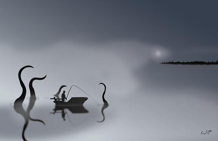 The Lost Boatman - Chas Harold
