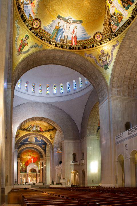 National Shrine Interior - Chris Urban