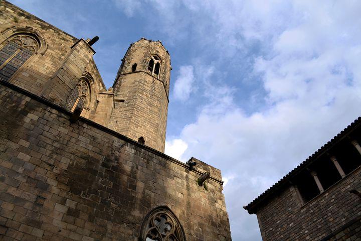 Medieval Barcelona - Chris Urban