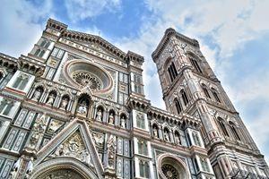 Il Duomo di Firenze (color)