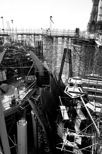 Construction of Sagrada Familia