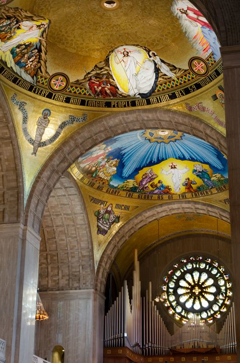 Shrine of the Immaculate Conception - Chris Urban
