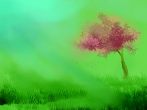 Lonely Tree - Vihanga Raveen
