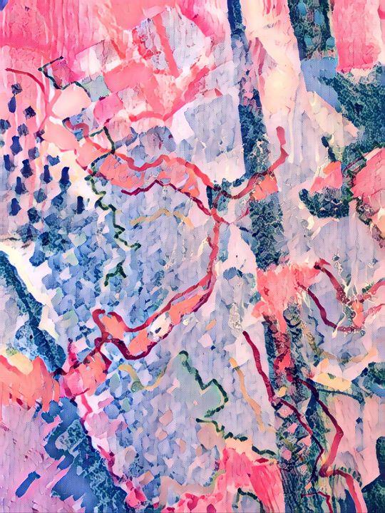 Pink - Mastagni Fine Arts