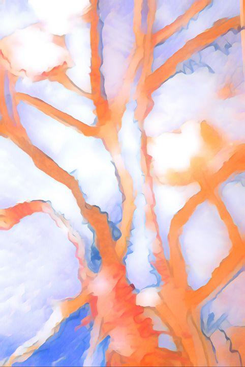 Cloudy Carrot - Mastagni Fine Arts