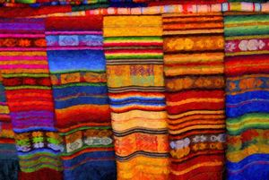 New Mexico Blankets