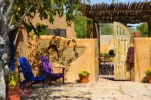 Josefina's Courtyard