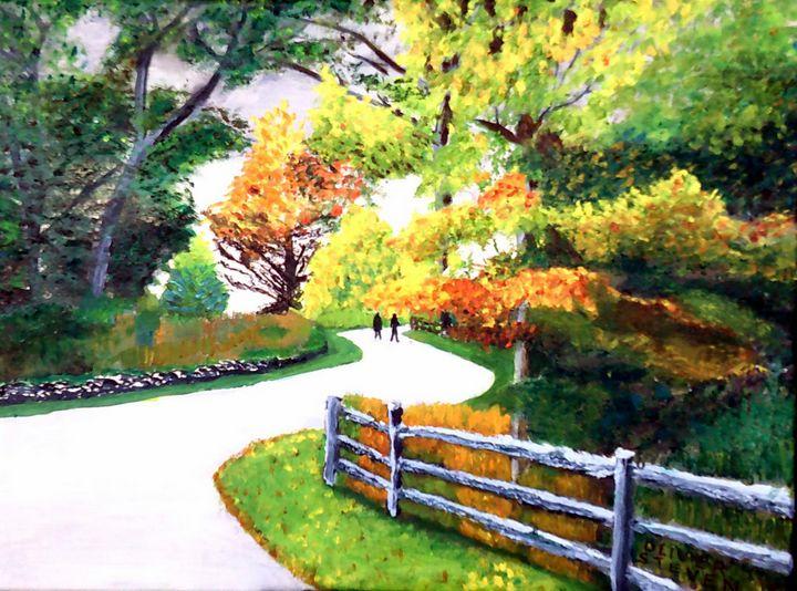 Hastings Woods - Oliver Steven Merriam