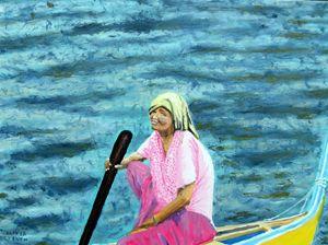 Boat Woman