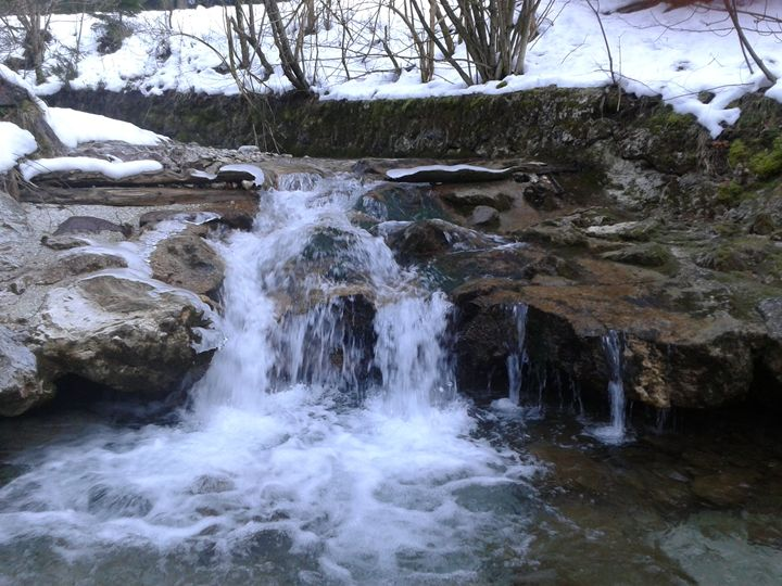 Waterfall #2 - Fantasy
