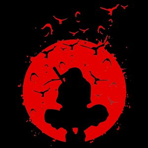 Itachi Uchiha Red