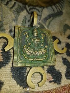 Lakshmi Medallion