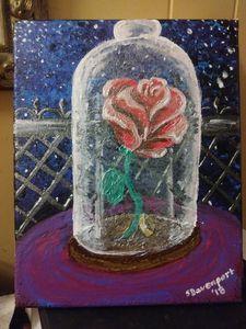 Rose enchanted